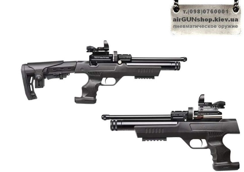 PCP Kral Puncher NP-01 пневматический пистолет