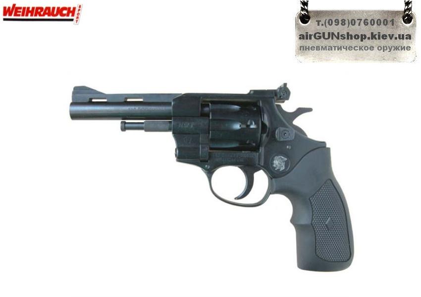Револьвер под патрон флобера Weihrauch