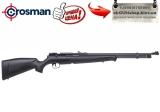 Crosman PCP Maximus - Пневматическая винтовка Crosman PCP Maximus АРТИКУЛ BPM77B-N Калибр 4.5 мм Начальная скорость пули 305 Общая длина 1060 мм Источник энергии PCP и компрессионная пневматика Длина ствола 667 мм