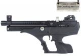 Hatsan SORTIE Пистолет РСР - Hatsan SORTIE Пистолет РСР Калибр, мм : 4,5 (.177). Тип : PCP с предварительной накачкой