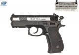ASG CZ 75D Compact Никель