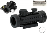BSA Stealth Tactical Range weaver Duplex Reticle