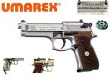 Beretta M92 FS nikel