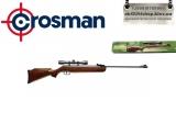 Crosman Remington с прицелом 4х32
