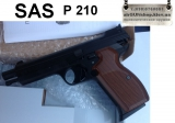 SAS SIG P210 Blowback