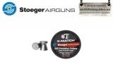 X-Match Flat пули Stoeger