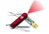 Нож Victorinox Swiss Memory 1GB, красный (0.6026.TG1 )