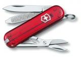 Нож Victorinox Сlassic-SD красный (0.6223.T)