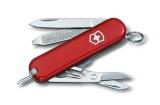 Нож Victorinox Signature Rubi красный с ручкой (0.6225.T)