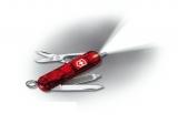Нож Victorinox Signature Lite Rubi с ручкой,прозр (0.6226.T )