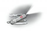 Нож Victorinox Signature Lite silver с ручкой,прозр (0.6226.T7 )