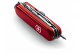 Нож Victorinox Midnite Manager с ручкой,красный (0.6366)