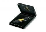 Нож  Victorinox Classic SD черный с золотой пластинкой (0.6203.8