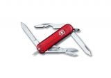 Нож Victorinox Manager с ручкой,красный (0.6365)