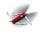 Нож Victorinox Midnite Manager с ручкой,пр.красный (0.6366.T)