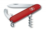 Нож Victorinox Swiss Army Waiter красный (0.3303)