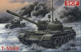 Танк Т-55 АК