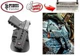 Кобура Fobus для пистолетов Glock 17, Glock 19, Форт-17