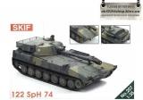 Финская САУ 122 PsH 74 (Skif MK207)