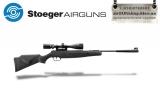 Винтовка Stoeger X20 Synthetic с прицелом 3-9х40