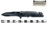 Нож складной Walther ERC black
